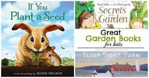 Kids Garden Books