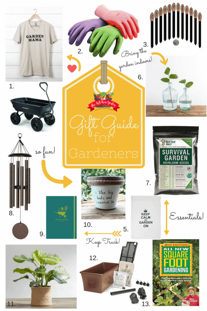 ultimate gifts for gardeners