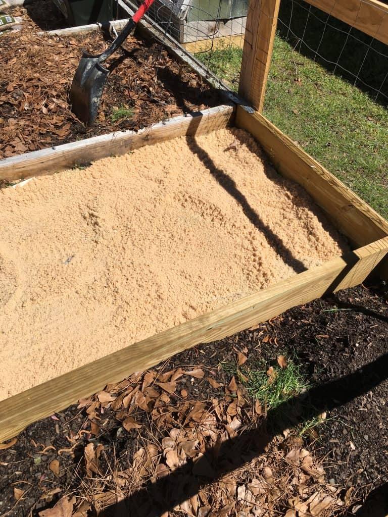 DIY Gravel Garden Paths