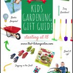 gift guide for kids who enjoy gardening