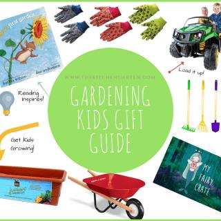 Gardening Kids Gift Guide