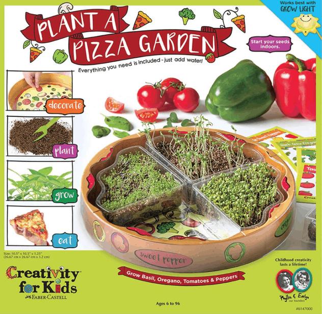 pizza garden set