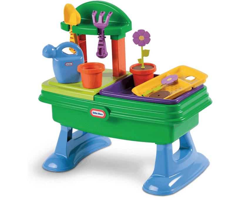 little tikes gardening play set