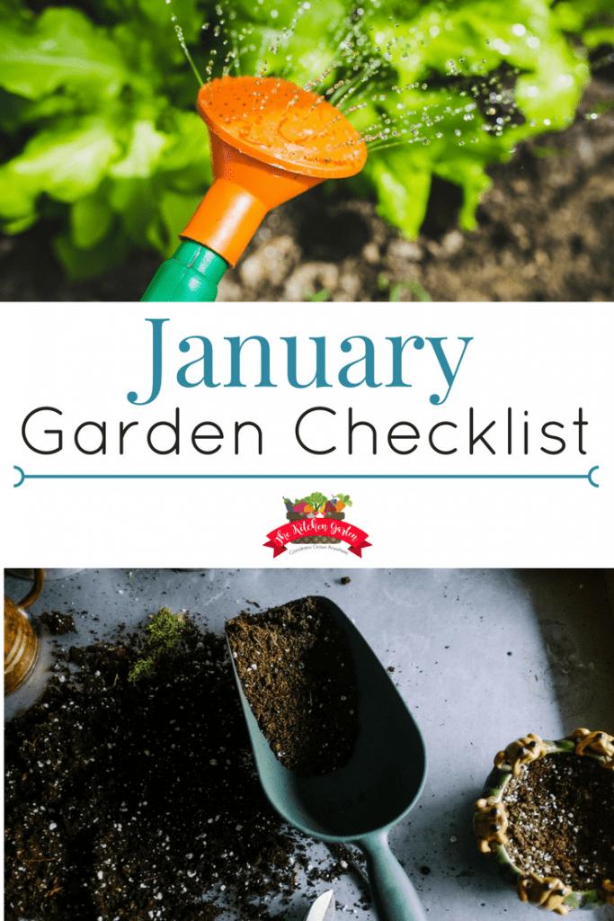 january garden checklist