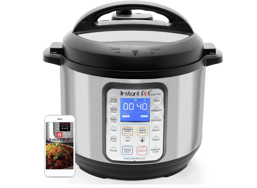 Smart Instant Pot with Wifi