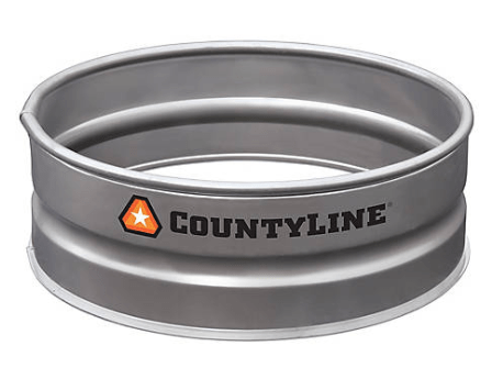 county line fire ring