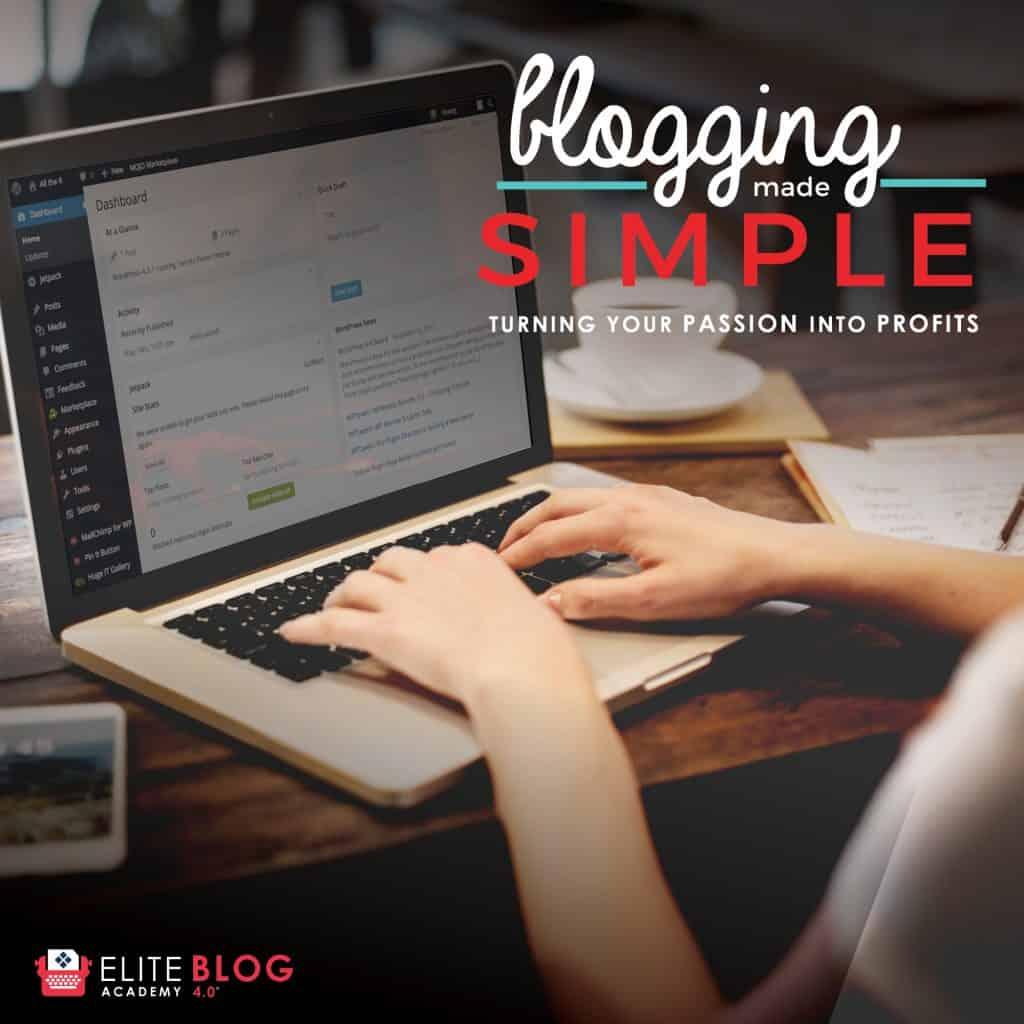 blogging made simple