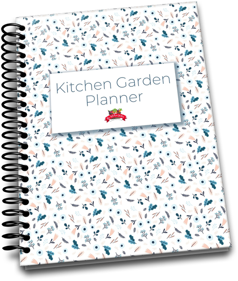 garden planner floral cover