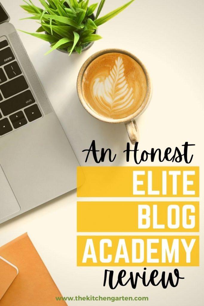 Elite Blog Academy Review