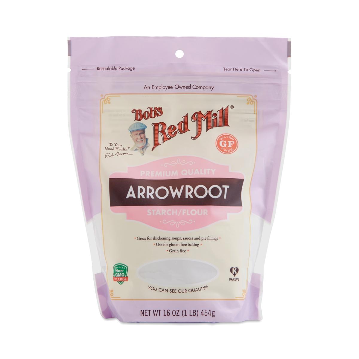 Arrowroot Starch / Flour